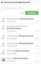 PrayForLine