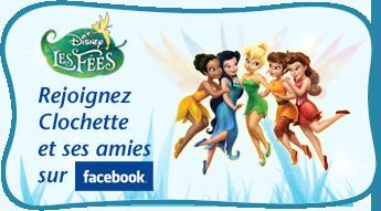 Disney Les Fées Facebook