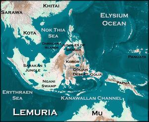 Lemuria MU