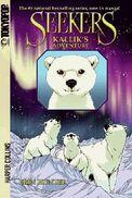 Premiere de couverture Kallik's Adventure