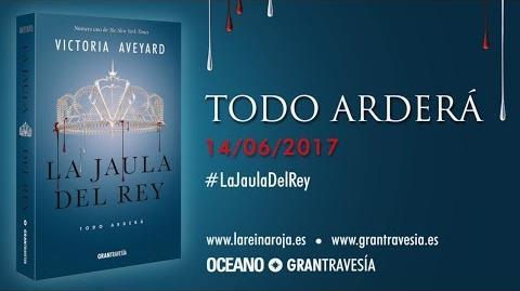 LA JAULA DEL REY (Mini tráiler) - LaReinaRoja 3
