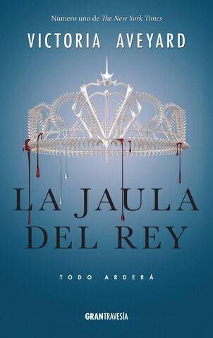 Archivo:Portada Oficial de La Jaula del Rey.jpg