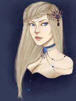Elara Merandus (Fan art de Admacosta)
