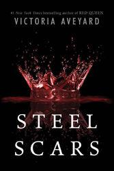 Portada Oficial de Steel Scars