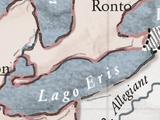 Lago Eris