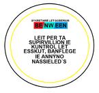 Escudo de la LESUKUESBAANNA
