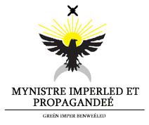 Logo del Ministerio de Propaganda del GIB