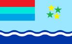 Bandera de la marina de Benween