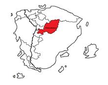 Territorio y capital de Manders