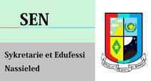Logo de la SEN