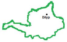 Ubicación de Dilip