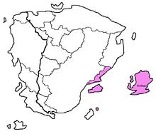 Ubicación de Babun-Flenusa