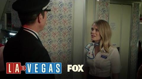 Ronnie Tells Captain Dave To Fly The Plane Season 1 Ep. 1 LA TO VEGAS
