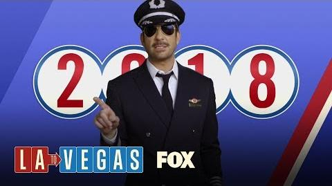 Captain Dave's 2018 Resolutions Season 1 LA TO VEGAS