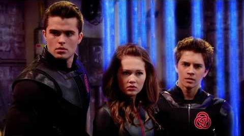Lab Rats Takeover Lab Rats Elite Force Disney XD-1
