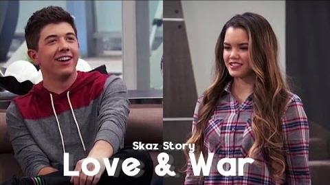 Love & War - Kaz & Skylar Story