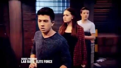Five Will Rise The Rise of Five Lab Rats Elite Force