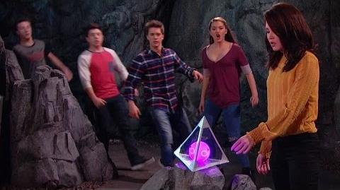 Lab Rats Elite Force The Rock - Bree gets super powers from the Arcturian-0