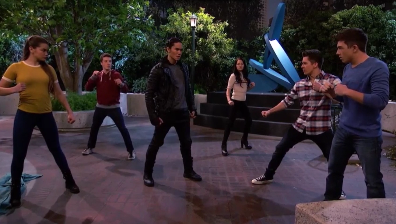 lab rats elite force the attack part 1