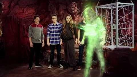 Lab Rats Elite Force Home Sweet Home - Bree´s Thermonuclear body blast - Caldera