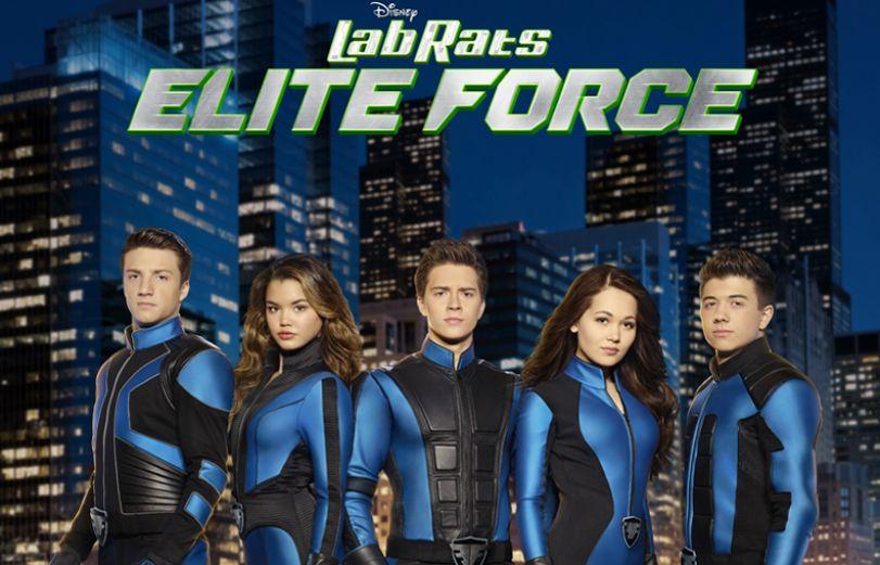 Resultado de imagen para Lab Rat: Elite Force