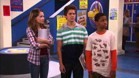 Clip - Spike's Got Talent - Lab Rats - Disney XD Official