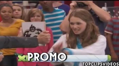 """Kickin' It - The New Girl"" & ""Lab Rats - Adam Up"" (Promo)"