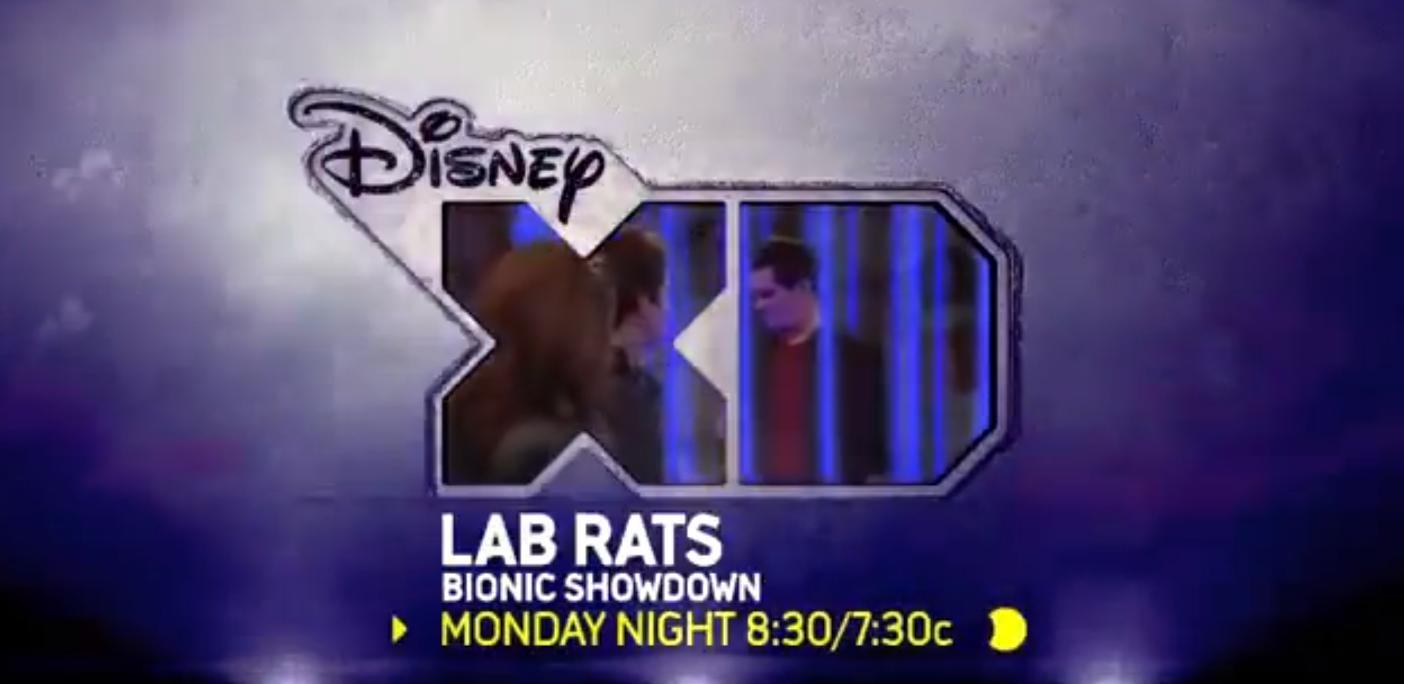 lab rats games bionic showdown