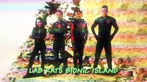 Lab Rats Bionic Island Leo Ad HD