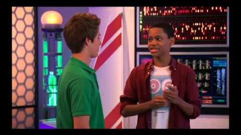 Lab Rats Clip! Not So Smart Phone