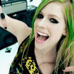 Smile by Avril Lavigne