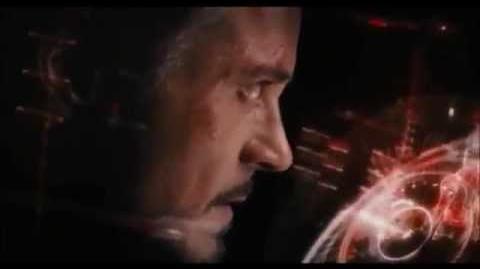 The Avengers-Iron-man Vs Nuke scene