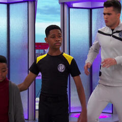 Reggie, Leo & Adam