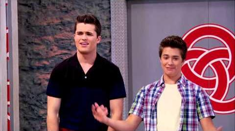 (1080p HD) Exclusive Lab Rats Bloopers Prank You Very Much