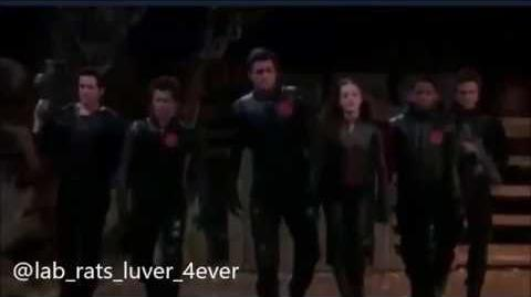 Lab rats tribute - Live like legends