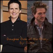 Douglas Side Story Cover Design 1