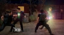 Ultraviolet push(Lab rats Rise Of Secret Soldiers Pt 2)
