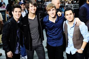 Big Time Rush Formed