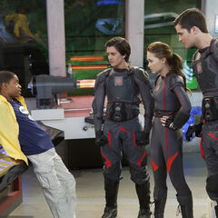 Leo Meeting Adam, Bree and Chase