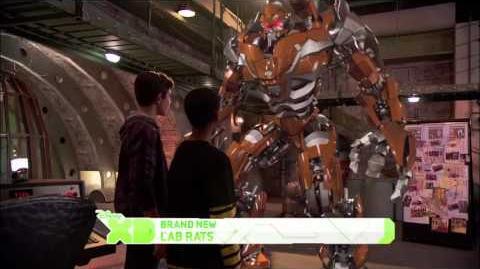 New Episodes! - Spike's Got Talent & Leo vs. Evil - Lab Rats - Disney XD Official