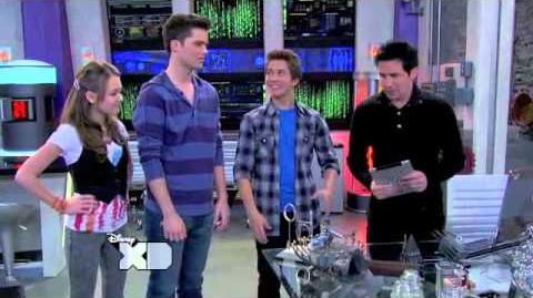 "EXCLUSIVE- Lab Rats - ""Mission- Space"""