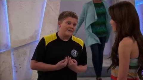 "Lab Rats - ""Forbidden Hero"" Clip - Bob Crushes on Tasha"