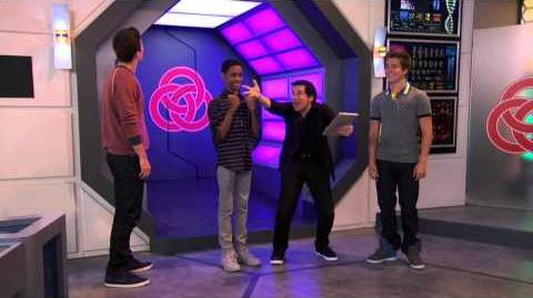 Clip - Mission Mission Creek High - Lab Rats - Disney XD Official-0