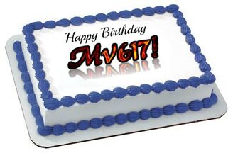 Mv617 Cake