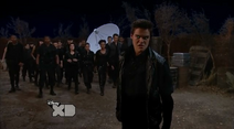 The war begins -Lab Rats 3x19 Rise Of The Secret Soldiers