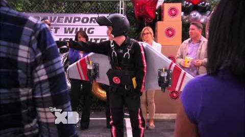 Disney XD's Lab Rats Exlusive Video
