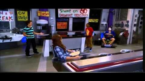 """Lab Rats"" episode promo ""The Rats Strike Back"""