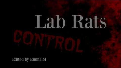 Lab Rats - Control (dedicated to Justy Kulová)