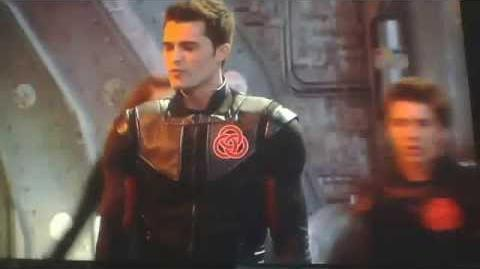 Lab Rats Adam Discovers his hidden ability-0