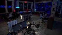 The lab in Season 1